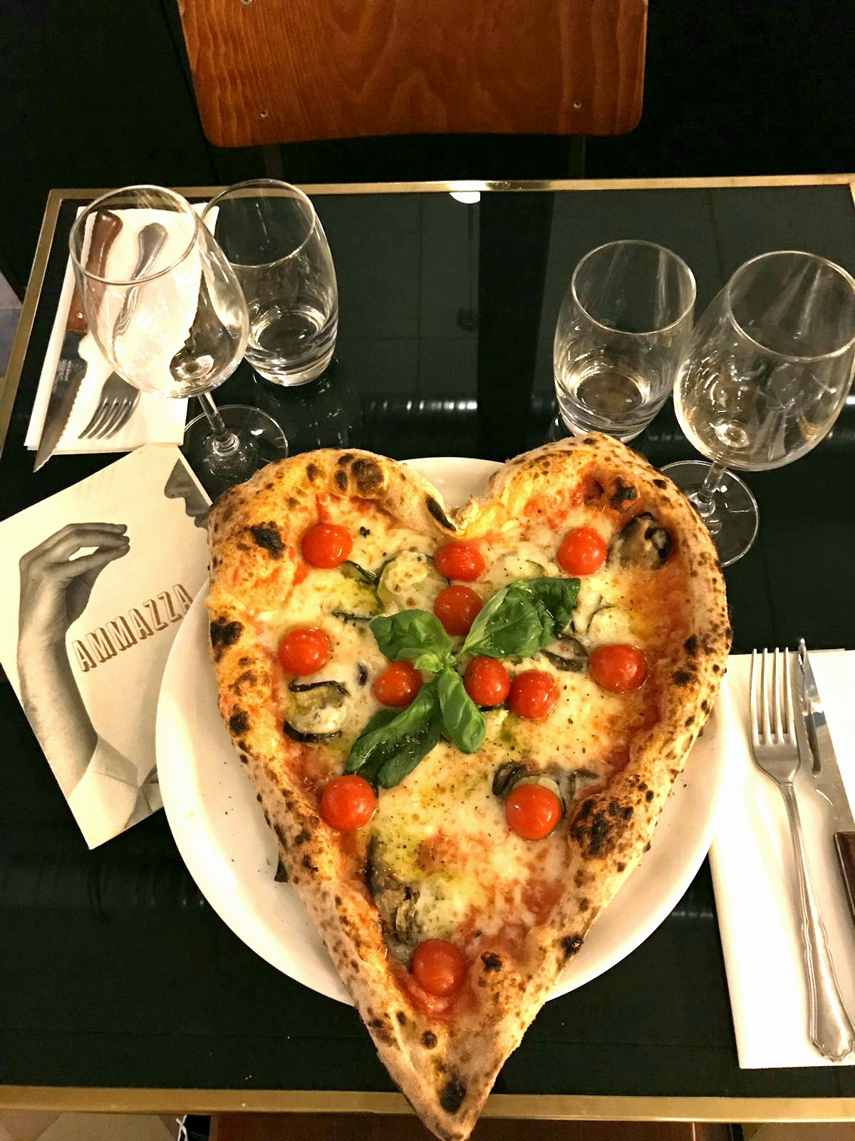 pizza amazza
