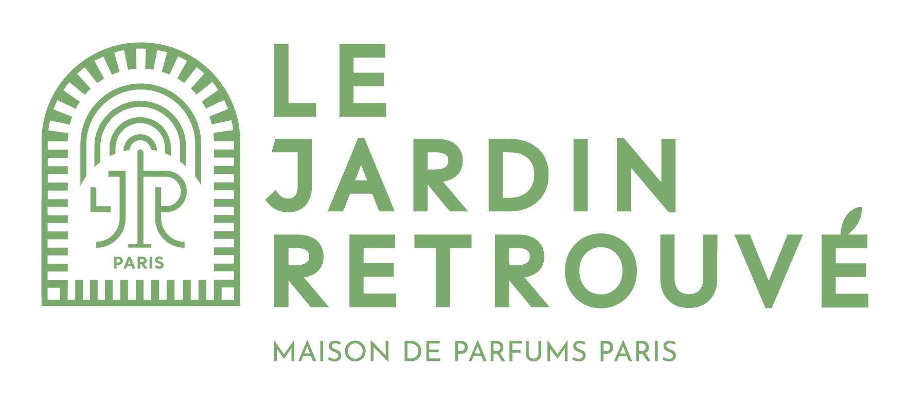 LE JARDIN RETROUVE_Logo